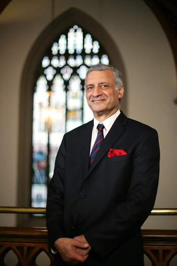 His Excellency Kamalesh Sharma