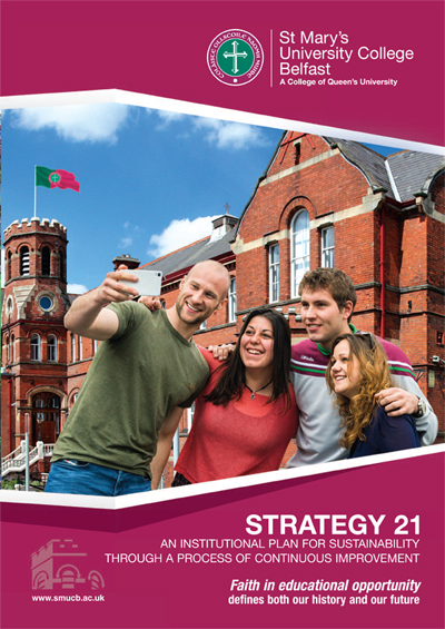Strategy 21 cover image